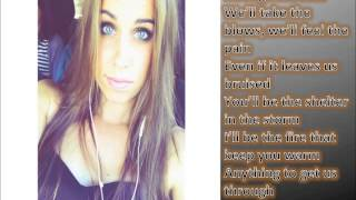 Cimorelli - I Got You (Lyrics)