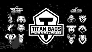 ACL Approved Titan Cornhole Bags