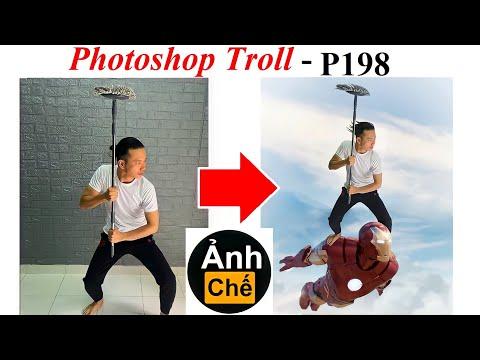 Ảnh Chế  💓 Photoshop Troll (P 198), James Fridman , Iron Man