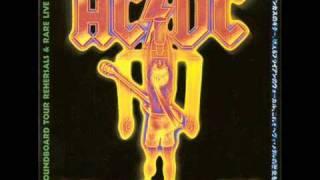 AC/DC - Landslide - Live