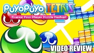 Review: Puyo Puyo Tetris (PlayStation 4 & Switch) - Defunct Games