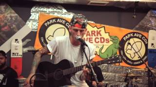 "Machine Gun Kelly- ""Mind Of A Stoner"" Live At Park Ave Cd's"