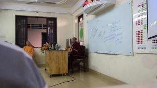 KINH TRUNG BỘ - SƯ TOẠI KHANH( 18/02/2017 ) P02
