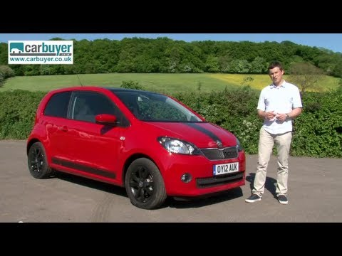 Skoda Citigo Hatchback Review Video