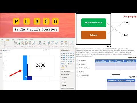 DA-100 Exam Questions (Analyzing Data with Microsoft Power BI ...