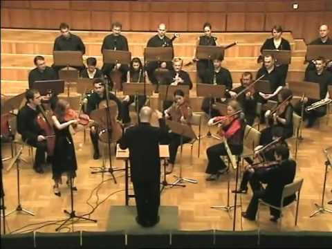 My Final MA Concert in 2010 with the Filharmonia Debrecen. 