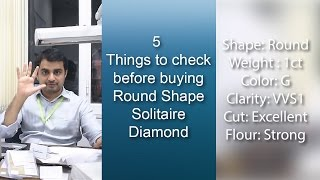 how to Buy a Solitaire Diamond for Engagement Ring