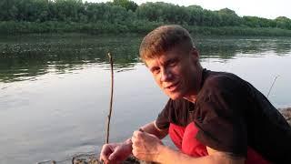 Донка для ловли на горной реке