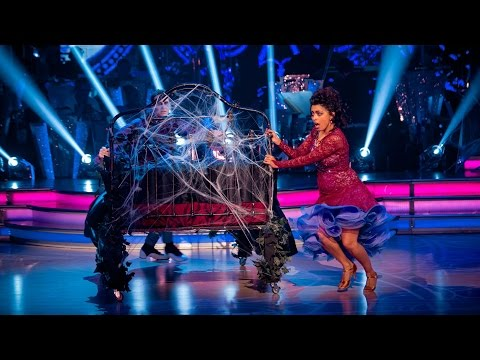 Sunetra Sarker & Brendan Cole Jive to 'Tainted Love' – Strictly Come Dancing: 2014 – BBC One