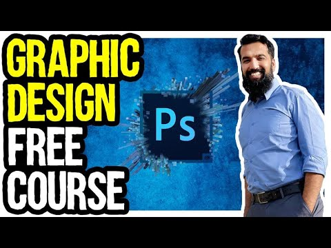 Free Graphic Design Course for Beginners | Adobe Photoshop