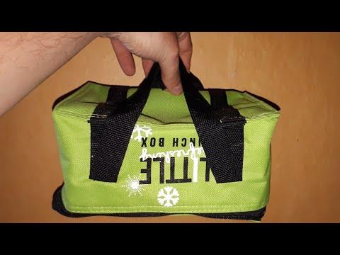 LITTLE LUNCH BOX MINI kühltasche mit brotbox und kühlakku #2