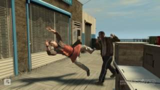 GTA4: FIGHTING TECHNIQUES