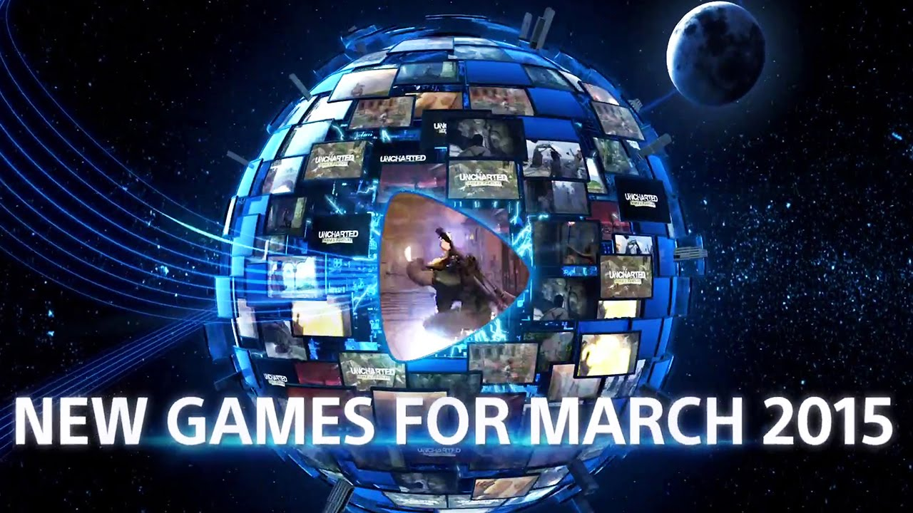 PlayStation Now – New Games for March 2015 #VideoJuegos #Consolas