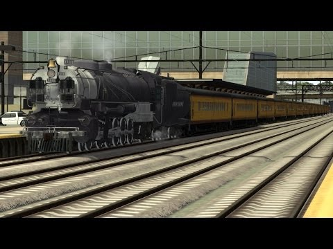 Is there a way to import trains from MSTS into Railworks