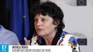 Europe 1: Michèle Rivasi sur Nicolas Hulot
