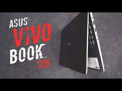 ASUS Vivobook S15 REVIEW and UNBOXING [S530UN]