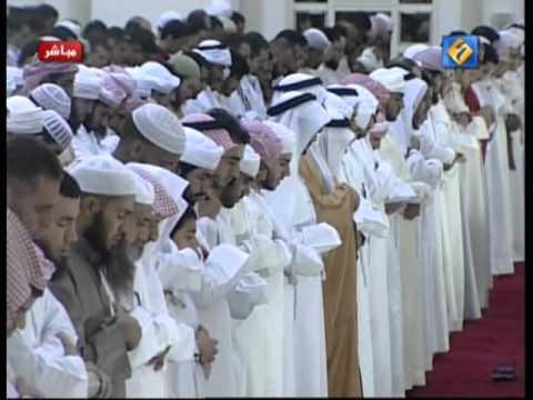 آواخر سورة يوسف للشيخ إدريس أبكر رمضان 1433 هـ