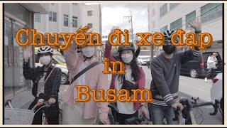 Busan Dongnae`s bicycle tour