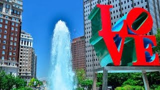 PHILADELPHIA TOUR AND HOW TO TAKE THE METRO FROM THE AIRPORT TO THE CITY CENTER!