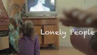 Lonely People official