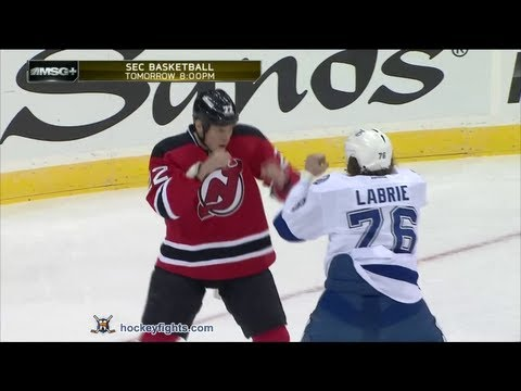 Pierre-Cedric Labrie vs Krys Barch