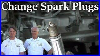 Spark Plug Toyota Tundra V8 4.7L 2000-2006