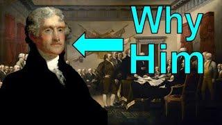 Why Jefferson Was Chosen to Write the Declaration