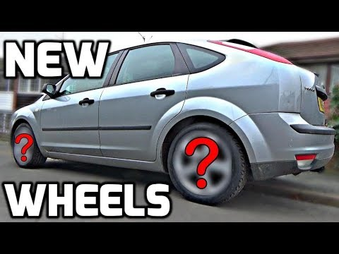 Focus Gets New Wheels!