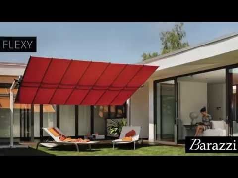 Barazzi - Flexy Freestanding Dual Post Shade System by Fim