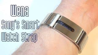 Full REVIEW : Sony WENA Wrist Pro Smart Watch Strap (Japan Edition)
