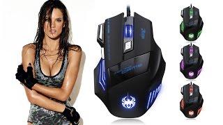 Крутая игровая мышь / Лучшая мышка / Геймерская мышка / Gamer mouse