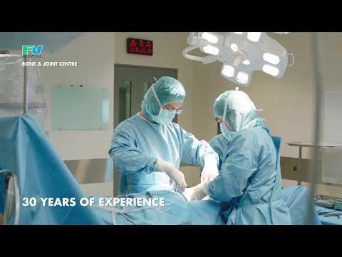 Bone & Joint center – FV Hospital