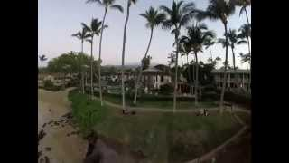 preview picture of video 'DJI Phantom 2 Drone Maui Hawaii Napili Shores Twil'
