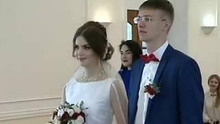 Свадьба в день края
