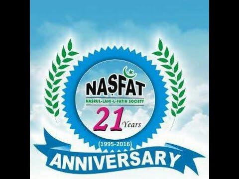 NASFAT 1437 RAMADAN LECTURE