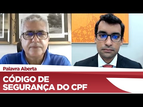 Christino Aureo propõe código verificador para impedir fraudes com CPF e CNH - 08/04/21