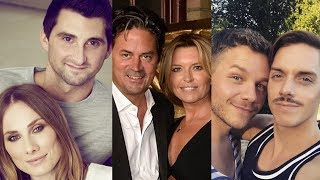 Holby City ... and their real life partners