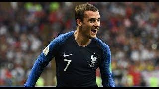 Antoine Griezmann PENALTY ⚽ FRANCE 2-1 CROATIA 🇫🇷 🇭🇷 WC2018 FINAL