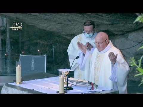 Messe de 10h à Lourdes du 4 mai 2021