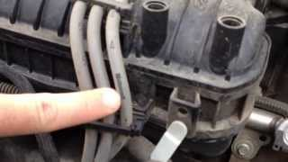 Engine Miss - Simple Way To Diagnose Bad Spark Plug Wires
