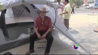 El alcalde de Santa Ana Maya, Michoacán, murió asesinado por asfixia -- Noticiero Univisión