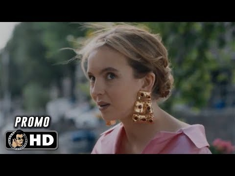 KILLING EVE Season 2 Official Character Promos (HD) Sandra Oh, Jodie Comer Series