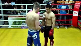 """Мекан Томмыев (БК """"ZEUS"""") vs. Владислав Хлестунов (СК """"Сафари"""")"""