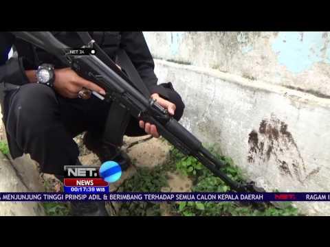 Densus 88 Tembak Mati 6 Terduga Teroris di Tuban - NET24