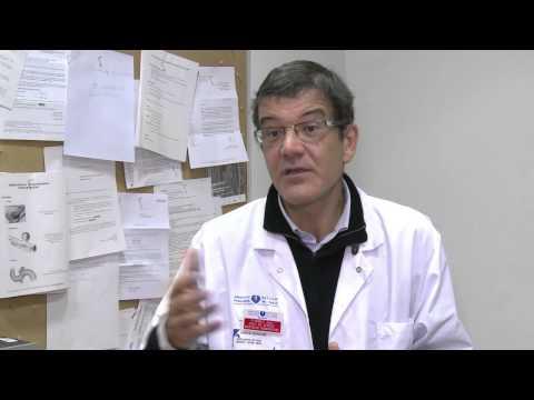 Manifestation dans la cavité buccale pour lhypertension