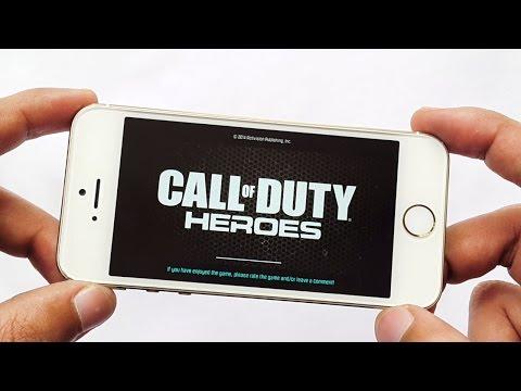 Call of Duty : Heroes IOS