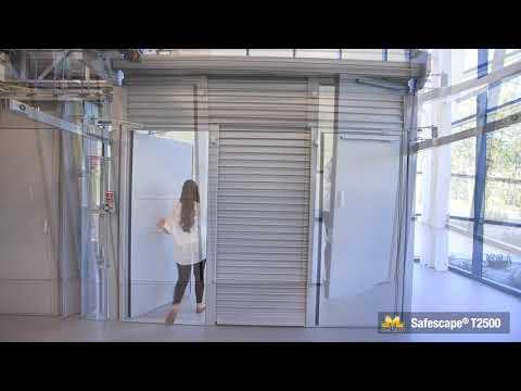 McKEON Safescape® T2500 Demonstration Thumbnail image