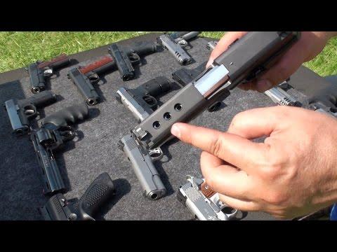 Los Agujeros de las Pistolas ¿Para que Sirven? en Español