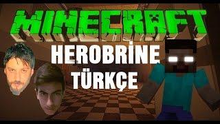 herobrine returns  minecraft türkçe multiplayer korku  bölüm 1