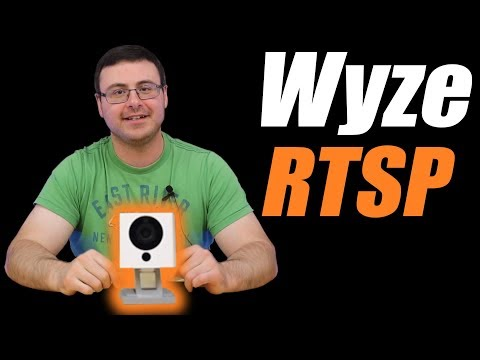 Wyze Cam RTSP 2019 - View It On Your Computer | LUCCA TUBE